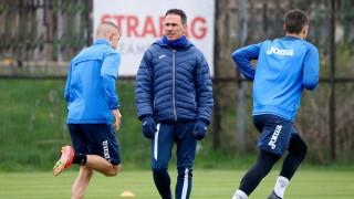 Левски без сериозни промени по състава за дербито с Лудогорец