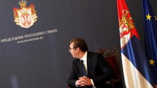 Вучич иска Сърбия без дългове преди възможна глобална икономическа криза