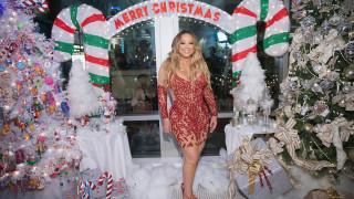 Марая Кери се подготвя за Коледа