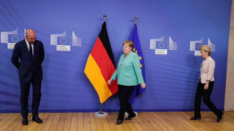 Германия, която в момента е ротационен председател на Съвета на