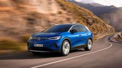 Volkswagen представи ID.4: Първият изцяло електрически SUV на марката