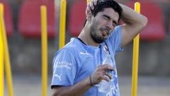 Луис Суарес отново национал на Уругвай