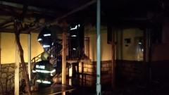 Изгоря читалището в кюстендилското село Катрище