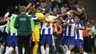 Порто и Олимпиакос с важни победи по пътя си към плейофите