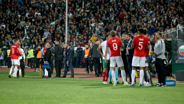 Националният отбор на Англия не е искал да излезе за