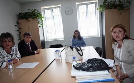 ВСС проверява наказателното отделение на СГС