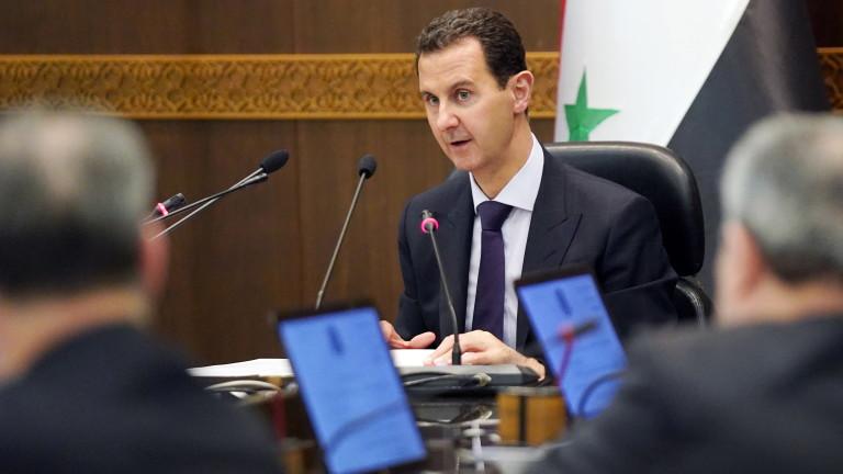 Сирийското правителство определя споразумението САЩ-Турция за атака срещу Сирия