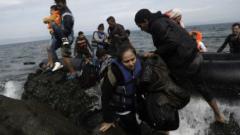 Нова трагедия с бежанци в Егейско море