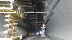 """Движението в тунел """"Ечемишка"""" временно е в една лента в тръбата за София"""