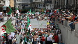 Поредни многохилядни протести в Алжир