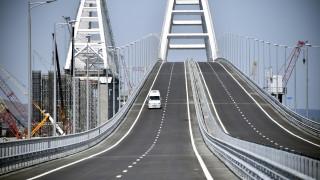 ЕС санкционира 6 руски компании заради изграждането на Кримския мост