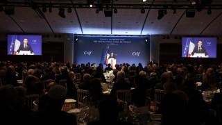 Макрон предупреди за безпрецедентен възход на антисемитизма от ВСВ