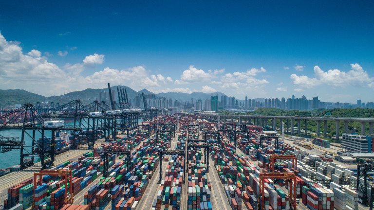 Китай и търговията: разделянето невъзможно