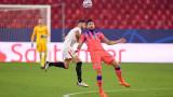 Челси разгроми Севиля след рецитал на Оливие Жиру