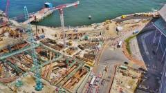 Строителството и търговията продължават да растат, а промишлеността бележи втори пореден месец на спад