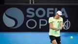 Джон Милман стартира участието си на Sofia Open с победа