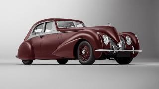 Уникалното Bentley Corniche, което бе изгубено във Франция