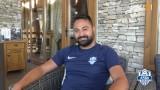Физиотерапевтът на Арда: Имам само хубави спомени с отбора