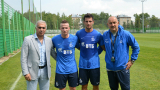 Вилаш-Боаш: Манолев е отличен играч
