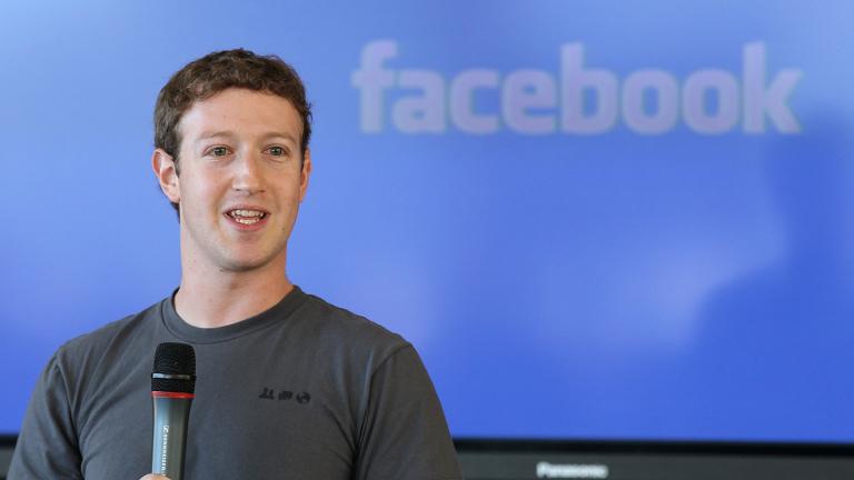 Зукърбърг защити Facebook от нападките на Тръмп
