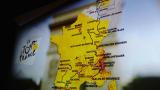 Днес беше представено трасето на Тур дьо Франс 2017