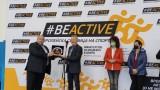 Десетки деца в Монтана взеха участие в #BeActiveTour на Европейска седмица на спортa
