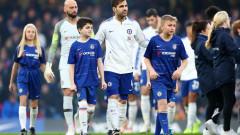 Челси отстрани Нотингам за ФА Къп в прощалния мач на Сеск Фабрегас, испанецът пропусна дузпа