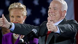 Маккейн - с нов удар срещу Барак Обама