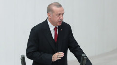 Ердоган смени управителя на централната банка на Турция