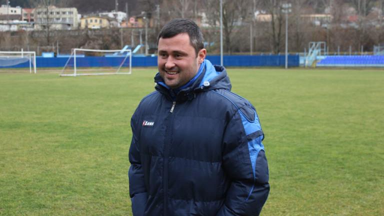 Ивайло Василев: Загубихме 2 точки