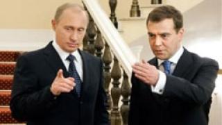 Медведев върна жеста - предложи Путин за премиер