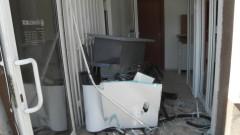 От взривения банкомат в Пловдив липсвали 150 хил. лв.