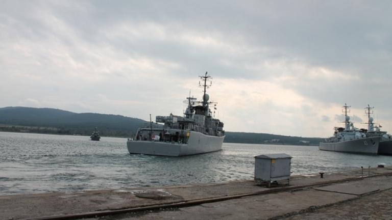 Варненци ще могат да разгледат военни кораби по случай празника на ВМС