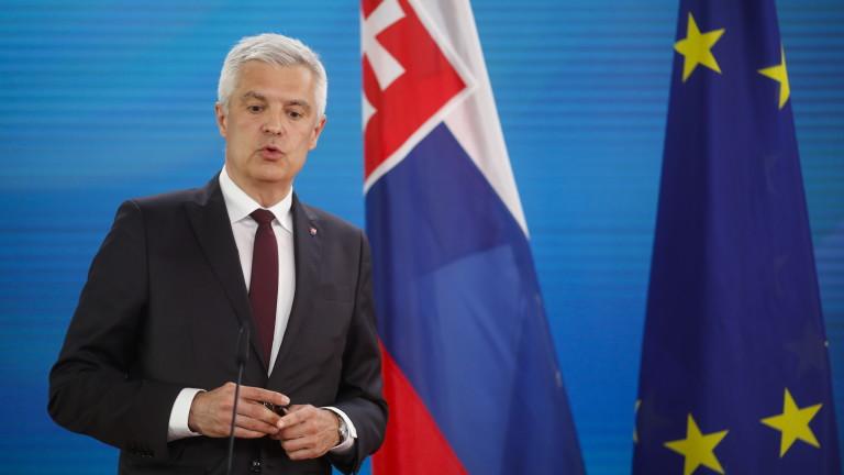 Словакия отказа да приеме мигранти от Лампедуза