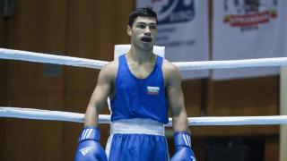 Освен с олимпийска квота, Тайсъна си тръгна от Баку и със златен медал!