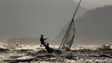 Холандка триумфира във ветроходството