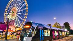 Първата страна с безплатен обществен транспорт