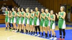 Баскетболистките до 16 години ще играят с Люксембург на Европейското в София
