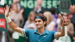 Федерер се прицели в рекорд на Сампрас на Уимбълдън