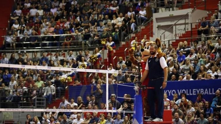 Известният български волейболен съдия Ивайло Иванов ще ръководи срещи от
