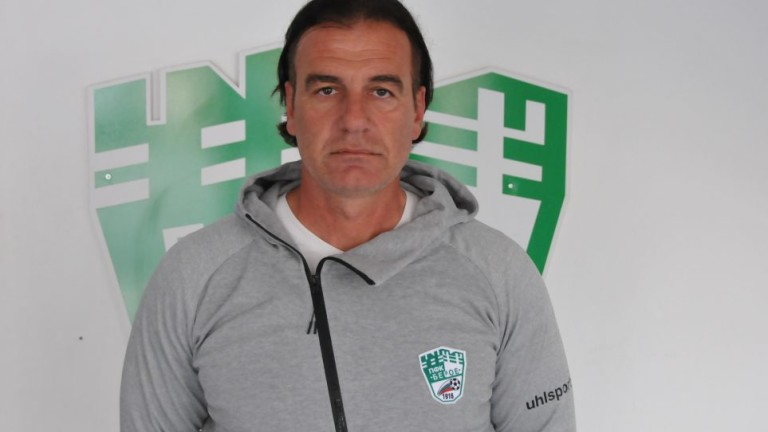 Иван Цветанов-Трите хикса е новият шеф на школата на Берое.