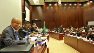 Африканският съюз ще обсъди признаването на бунтовническия съвет
