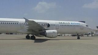 """""""Аш Шабаб"""" пое отговорността за взрива на борда на сомалийския самолет"""