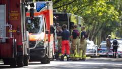 32 души пострадаха при инцидент с полски автобус в Германия