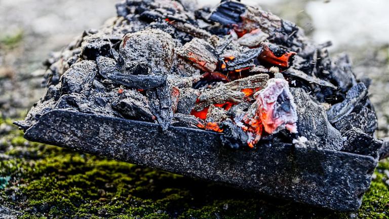 Снимка: За какво можем да ползваме пепелта от камината