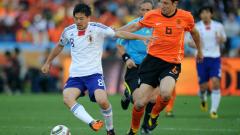 Ван Бомел е новият капитан на Холандия