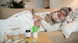Страдат ли мъжете повече, когато са болни