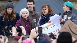 Ученици срещу климатичните промени: Ще променим съдбата на човечеството