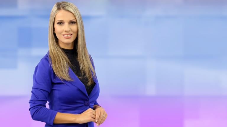 Ганиела Ангелова е новото лице на сутрешния блок на Bulgaria ON AIR