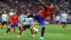 Рамос се жертвал в името на Испания